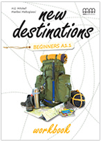 New Destinations Beginners Workbook