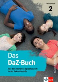 Das DaZ-Buch 2 Schülerbuch + Online-Angebot