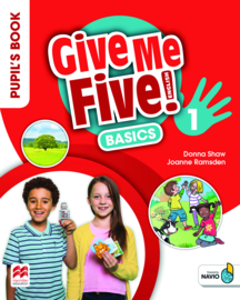 Give Me Five! Level 1 Pupil's Book Basics Pack