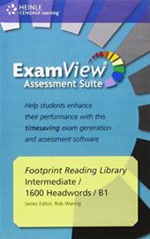 Footprint Reading Library 1600 - Examview Cd-rom (x1)
