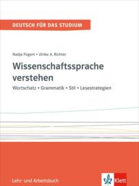 Wissenschaftssprache verstehen Studentenboek en Werkboek