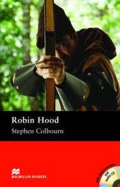 Robin Hood  Reader with Audio CD