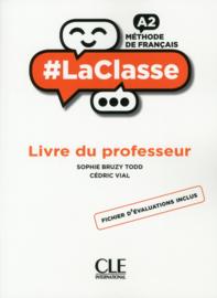 #LaClasse - Niveau A2 - Guide pédagogique