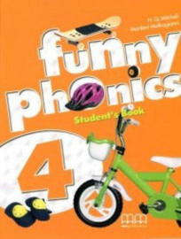 Funny Phonics 4 Students Book