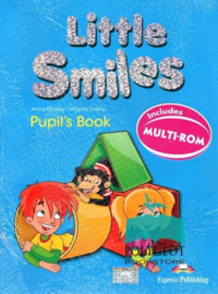 Little Smiles Pupil's Pack (with Let's Celebrate And Multi-rom Pal)