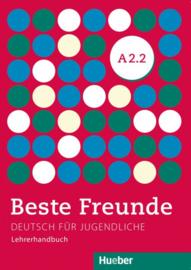 Beste Freunde A2/2 Lerarenboek