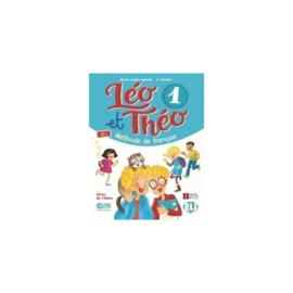 Léo et Théo 1 - Students Book + downloadable Student's Digital Book