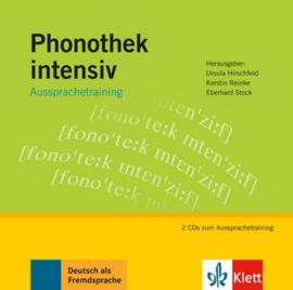 Phonothek intensiv 2 Audio-CDs