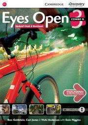 Eyes Open Level3B Combo with Online Workbook and Onine Resources