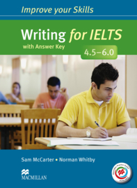 Writing for IELTS 4.5-6 Student's Book with key & MPO Pack