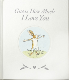 Guess How Much I Love You Pearlescent Sweetheart Edition (Sam McBratney, Anita Jeram)