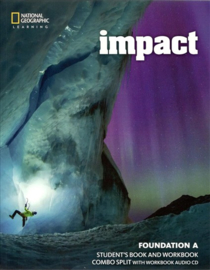 Impact Foundation Student Book + Workbook Combo Split A