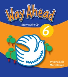 Way Ahead New Edition Level 6 Story CD