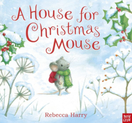 A House for Christmas Mouse (Paperback)