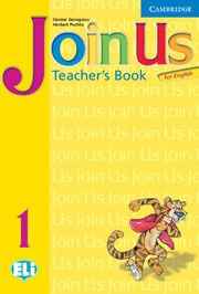 Join Us for English Level1 Teacher's Book