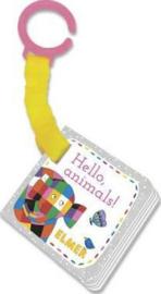 Elmer: Hello, animals! (David McKee) Board book
