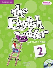 The English Ladder Level2 Activity Book with Songs Audio CD