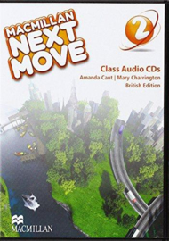 Macmillan Next Move Level 2 Class Audio CD (2)