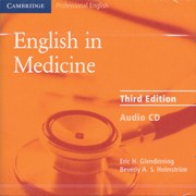 English in Medicine Third edition Audio CD