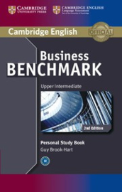 Business Benchmark Second edition UpperIntermediate BULATS and Business Vantage Personal Study Book