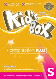 Kid's Box Updated Second edition Starter Presentation Plus DVD-ROM
