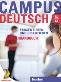 Campus Deutsch - Presenreren en Discussieren Lerarenboek als PDF-Download