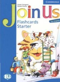 Join Us for English Starter Flashcards (pack of 48)
