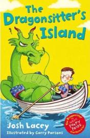 The Dragonsitter's Island (Josh Lacey) Paperback / softback