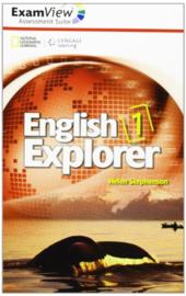 English Explorer 1 Examview Cd-rom (x1)