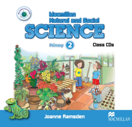 Macmillan Natural and Social Science Level 2 Class Audio CD (3)