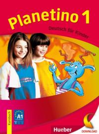 Planetino 1 – Digitaal Studentenboek