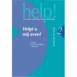 Help! 2 Helpt u mij even? Boek voor de cursist