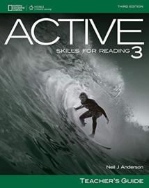 Active Skills For Reading 3 Teacher's Guide 3e