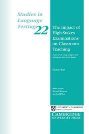 The Impact of High-Stakes Examinations on Classroom Teaching Paperback