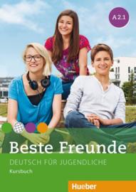 Beste Freunde A2 Pakket Studentenboek A2/1 en A2/2