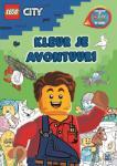 LEGO City - Kleur je avontuur! (Paperback / softback)