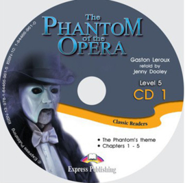 The Phantom Of The Opera Audio Cd 1