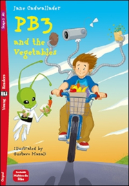 PB3 And The Vegetables + Downloadable Multimedia