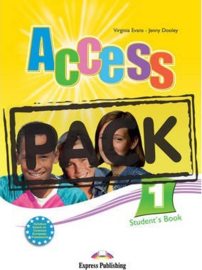 Access 1 Student's Pack With Iebook (upper)