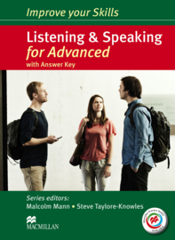 Listening & Speaking for Advanced  Student's Book with key & MPO Pack