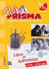 Club Prisma A2/B1 -L. ejercicios+Claves