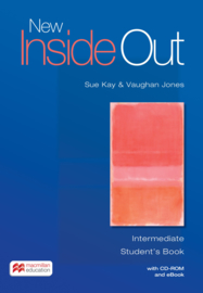 Inside Out New Intermediate Student's Book + eBook Pack