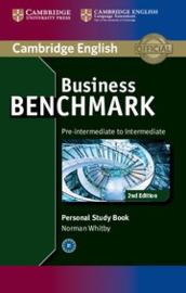 Business Benchmark Second edition Pre-intermediate-Intermediate BULATS and Business Preliminary Personal Study Book