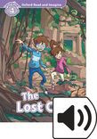 Oxford Read And Imagine Level 4 The Lost City Audio Pack