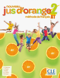 Jus D'Orange Niv.2 Eleve + Dvd 2E Ed.