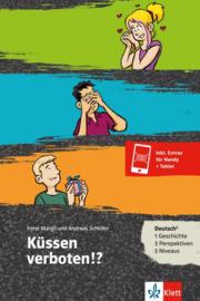 Küssen verboten!? Buch + Online-Angebot