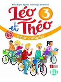 Léo et Théo 3 - Workbook + Audio CD