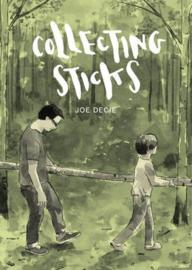 Collecting Sticks (Joe Decie)