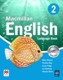 Macmillan English Level 2 Language Book