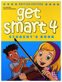 Get Smart 4 Student's Book (british Edition)